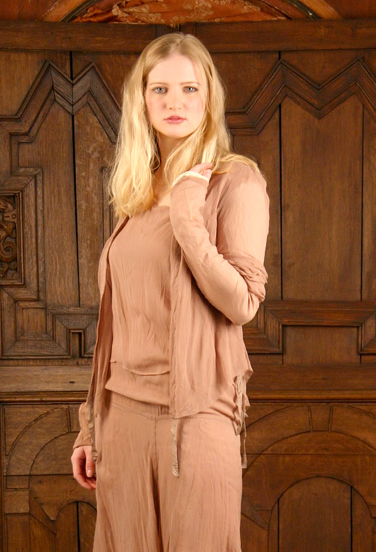 Collection splash page